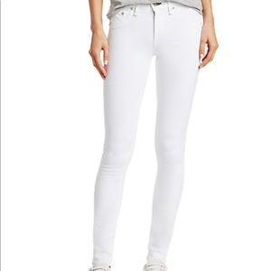 Rag & Bone white Skinny Jeans-Perfect Condition